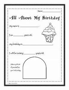 my birthday worksheets 20260 all about me my birthday worksheets by watson tpt