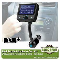 fm to dab radio converter for hyundai elantra simple