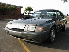 1986 Mustang SVO  Svo Ford For Sale