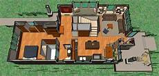 susanka house plans not so big bungalow by sarah susanka main level plan