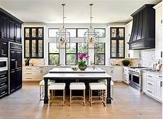 Kitchen Colors Black And White by Delicacy How To Bring A Brilliant Black Island Into