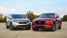 Honda Cr V Vs Mazda Cx 5 The And The Of Suvs