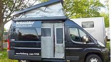 womo kastenwagen gebraucht innovation thermohaube f 252 r das wohnmobil aufstelldach