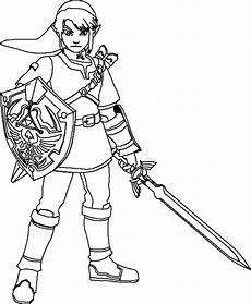 Malvorlagen Legend Legend Of Link Ausmalbilder Ausmalbilder