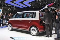 combi volkswagen nouveau le nouveau volkswagen combi cru 2013