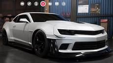 Need For Speed Payback Chevrolet Camaro Z28 Customize