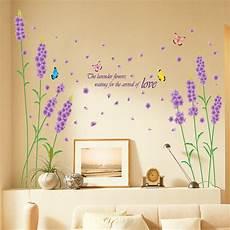 papier peint sticker mural sticker mural fleur autocollant romantique