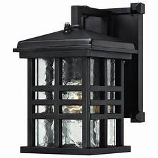 westinghouse caliste textured black outdoor dusk to dawn wall lantern 6204500 the home depot