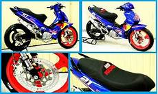 Modifikasi Smash 110 Road Race by Wareh Modif Suzuki Shogun 125 Race Style Ajib Informasi