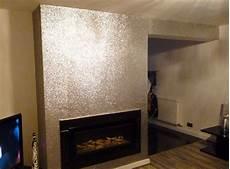 sparkling silver glitter wallpaper feature wall 163 22 per