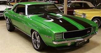 Synergy Green 1969 Camaro  Google Search Chevy Muscle