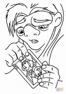 Quasimodo Malvorlagen Indonesia Disegno Di Quasimodo E Una Carta Da Colorare Disegni Da