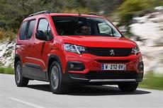 Peugeot Rifter Review Auto Express
