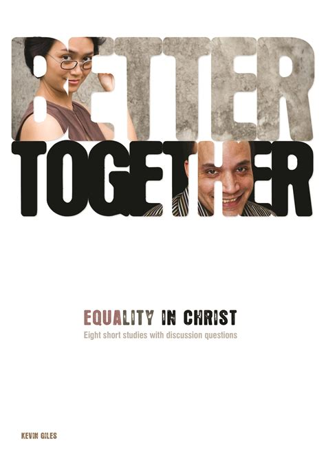 Equality In Christianity