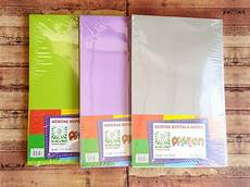 jual kertas cover jilid f4 brief card bc phyton