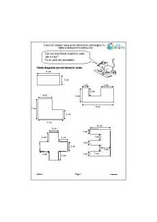 shapes worksheets year 6 1327 year 6 maths worksheets age 10 11