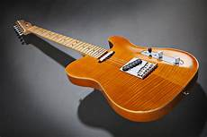 Fender Select Carved Maple Top Telecaster Review