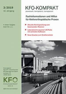 kfo kompakt 3 2019 kfo management berlin
