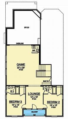 narrow lot luxury house plans luxury home plan for the narrow lot 36585tx
