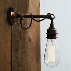 rehau industrial wall light by mullan lighting notonthehighstreet com