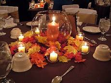 wedding table decorations for october october fall wedding reception decor weddingbee photo