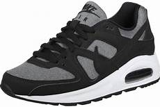 nike air max command flex gs shoes black grey