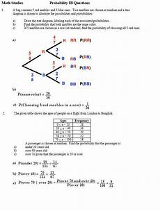 southwest math studies page before watching all of the probability worksheet videos