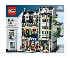 lego creator green grocer 10185 ebay