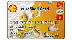 tankkarten 252 bersicht shell service card eurotransport