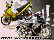 Modif Motor Shogun by Modifikasi Motor Suzuki Shogun 125 Thecitycyclist