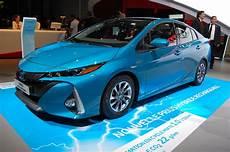 File Toyota Prius In Hybrid Motor Show 2016