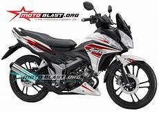 Modifikasi Honda Cs1 by Modif Striping Honda Cs1 Motoblast