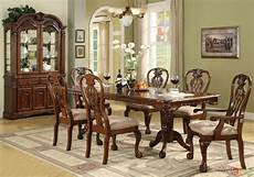 brussels traditional dining room 7 piece