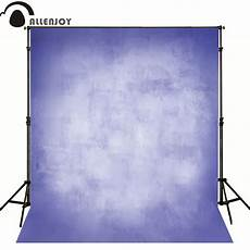 1x3m Color Photography Vinyl Backdrop by Allenjoy Thin Vinyl Cloth Photography Backdrop Blue Indoor