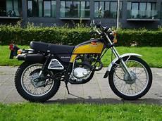 the other motorbike honda xl250 k3 1977