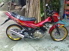 Stiker Motor Satria Fu by 99 Gambar Motor N Max Warna Merah Terupdate Gubuk Modifikasi