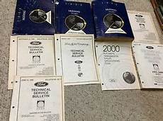 service manual service and repair manuals 1999 ford f150 navigation system 1997 1998 1999 1999 ford mustang service shop repair manual set w ewd tech bulletins books ebay