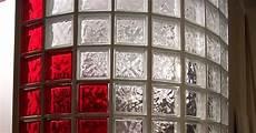 Paves De Verre Pour Bricolanie Mur Arrondi En Pav 233 S De Verre