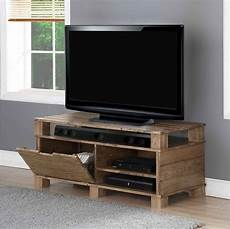 tv racks jual sw201 solid wood rustic oak tv stand for up to 55