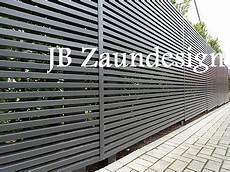 Sichtschutzzaun Wpc Aluminium Aluminiumzaun Sichtschutz