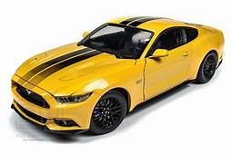 Auto World  AWD 1/18 2016 FORD MUSTANG GT PM Hobbycraft
