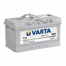 varta f18 silver dynamic 585 200 080 110