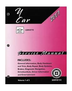 small engine repair manuals free download 2007 chevrolet aveo user handbook 2007 chevrolet corvette factory service manual 3 volume set