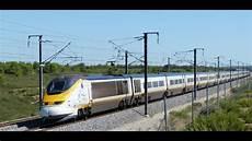 Eurostar Tgv Between Marseille Avignon Valence Lyon And