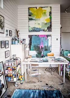Comment Am 233 Nager Un Atelier D Artiste Chez Soi D 233 Cosph 232 Re