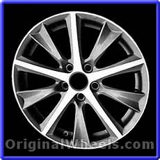 oem 2014 acura ilx rims used factory wheels from originalwheels com