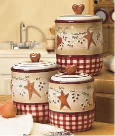 canisters kitchen decor best 25 primitive canisters ideas on country