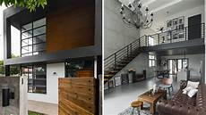 modern minimalist decor with a homey style this modern minimalist industrial home