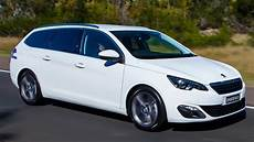 peugeot kombi modelle peugeot 308 touring wagon 2015 review carsguide