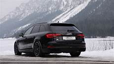 video check this black abt tuned audi s4 in the snow